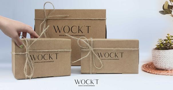 Le packaging Wock't : penser autrement l'emballage de vos produits préférés